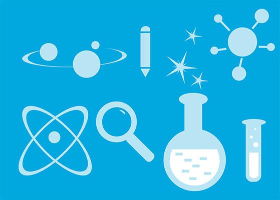 scientific icons