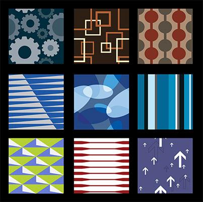 business tiles