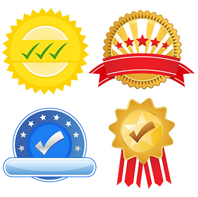 approved seals