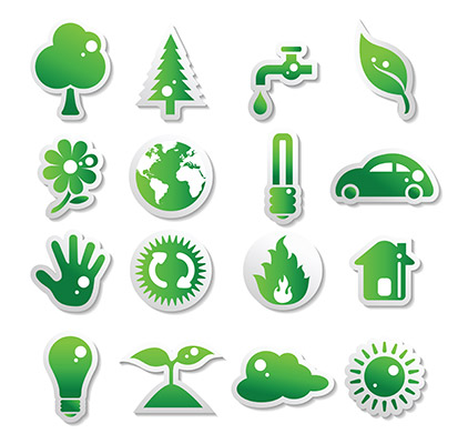 environment icons 2