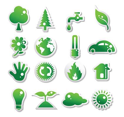 environment icons 2