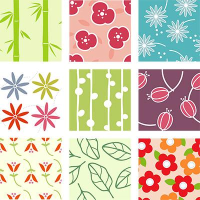 floral tiles 2