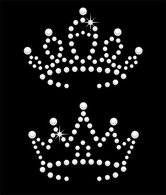 pearl crowns