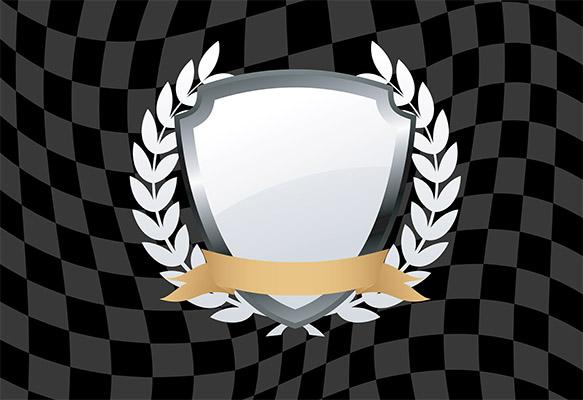 racing emblem