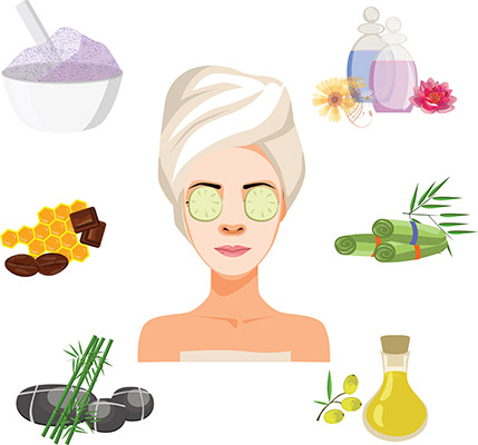 spa beauty elements