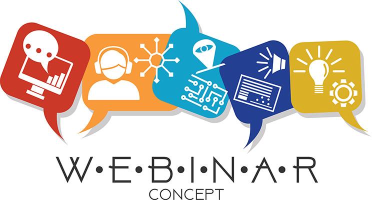 webinar concept