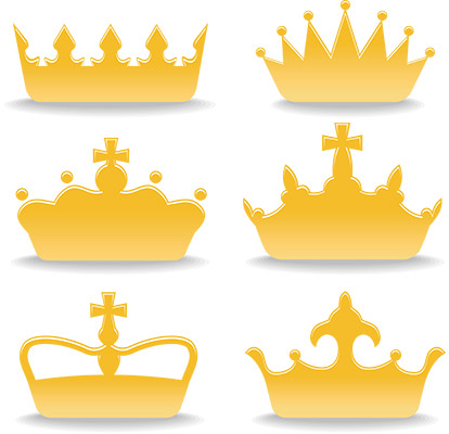 yellow crowns